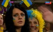Няшка на EURO 2012 Украина - Швеция