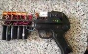 самодельная гаусс-пушка