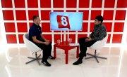 Интервью на 8 канале. Валерий Власов, Дмитрий Барахтин