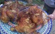 Курица с Хрустящей Корочкой в Казане