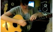 Andy McKee - Drifting - Cover by Lena Mashkina