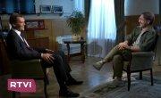 RTVI Шнуров интервью у Дегтярева