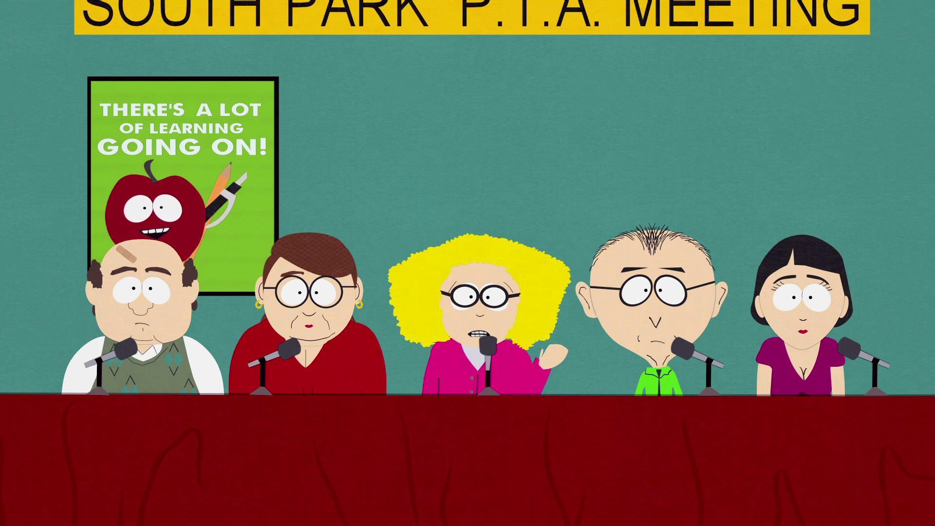 South park сексуальное просвещение