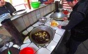 Съедают в один миг!Как Узбеки жарят картошку!Двойная обжарка!Узбекистан