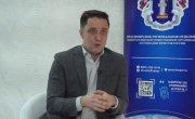 Интервью на 8 канале. Валерий Власов, Сергей Поляков