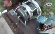 Мотор-генератор. Киев. Май 2014