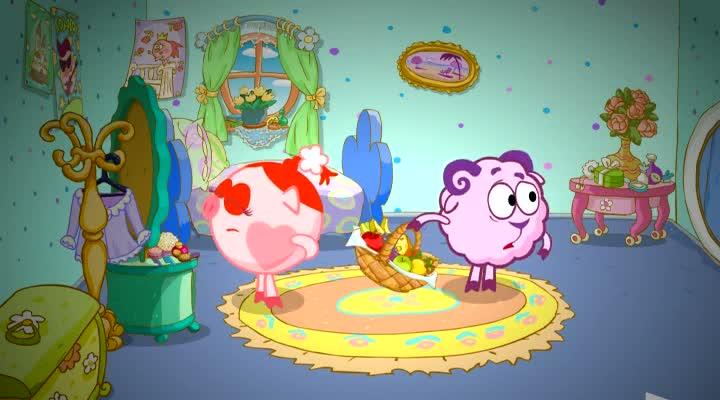 Скачать смешарики 2d _ диета для нюши (мультики детям) смотреть.