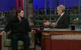 David Letterman - Jim Carrey Sings