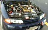 Nissan Skyline HKS R32GTR