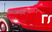 Первый советский гоночный автомобиль ГАЗ-ГЛ-1