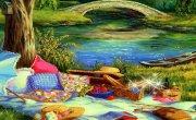 ♪°♪° Езерата в изкуството ♪°♪°