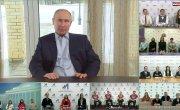 """""""Скучно, девочки"""". Путин прокомментировал """"расследование"""" Навального про """"его дворец"""""""