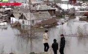 """Азия. Потоп в Казахстане. Операция """"преемник"""" по-туркменски."""