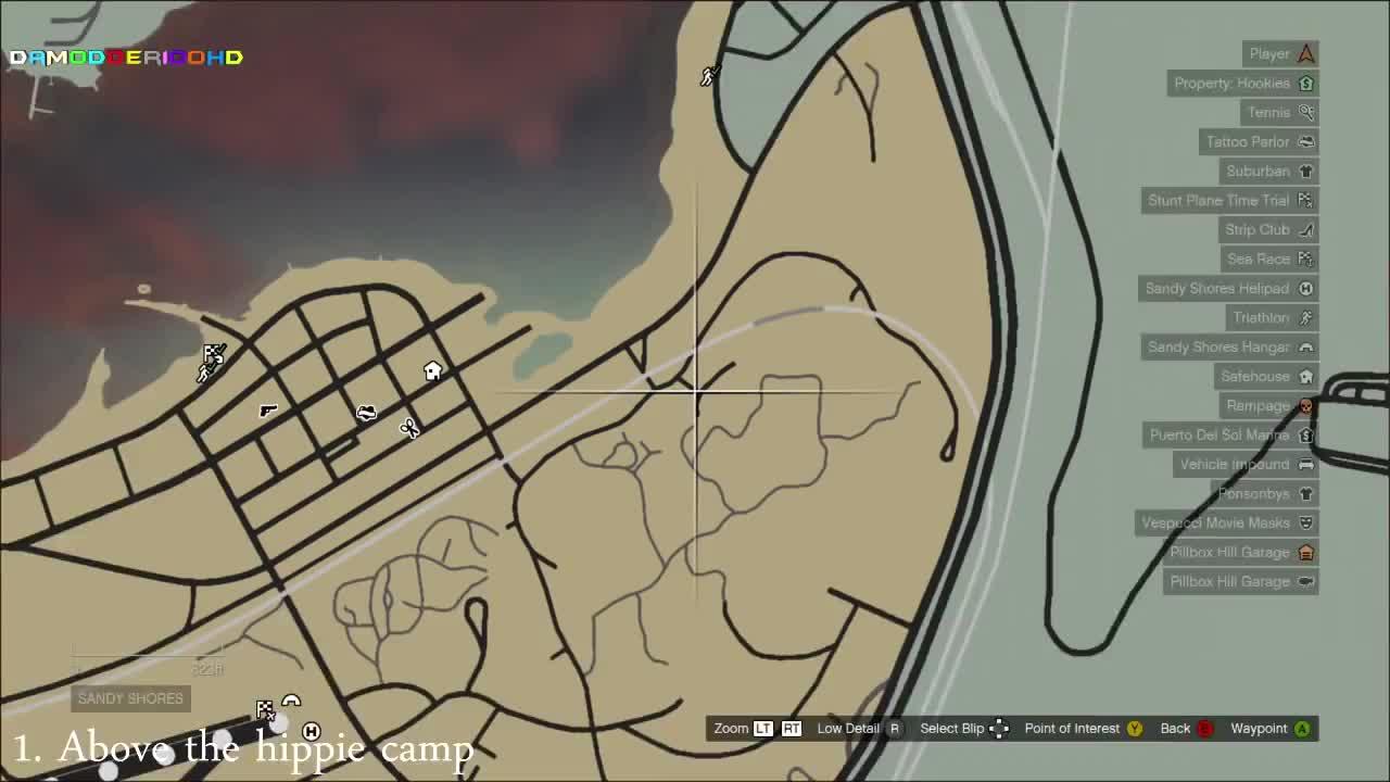 Hi-tech news & games news GTA 5 - All 3 UFO Easter Egg Secrets ( GTA V ALL  UFO Locations) Grand Theft Auto V