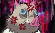 "Клинок, Рассекающий Демонов / Kimetsu no Yaiba - 1 сезон, 25 серия ""Наследница Канао Цуюри"""