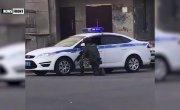 Хабаровск. Произошло нападение на приемную ФСБ, есть жертвы..