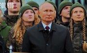 Бронемашина везет Вовыну святыню. Кеосаянишна пробил дно. Путинские яхты курсируют по Европе.
