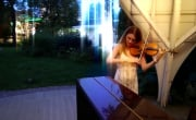 Луч солнца золотого - м/ф Бременские музыканты (кавер на скрипке и пианино)