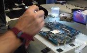 Acer 7551 переделка в UMA