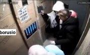 Падающий лифт на Петра Подзолкова 26