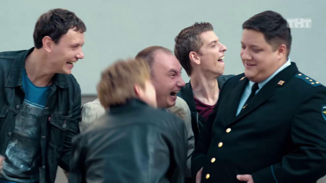Полицейский с Рублевки 2 сезон на ТНТ
