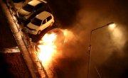 02.05.18 _ 03:10 в покровке загорелась машина