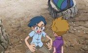 Приключения дигимонов: Пси / Digimon Adventure: Psi - 1 сезон, 38 серия