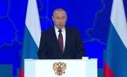Николай Платошкин о послании Путина: жалкая попытка оправдаться