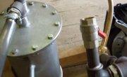 GEET- двигатель внутреннего сгорания работает на воде