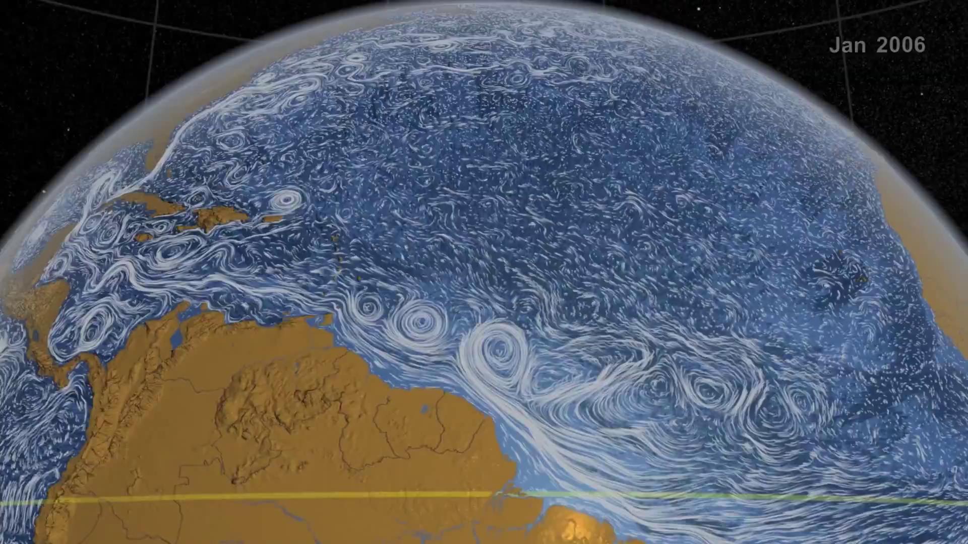 nasa perpetual ocean - photo #12
