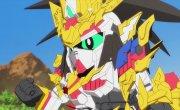 СД Гандам: Герои Мира / SD Gundam World Heroes - 1 сезон, 3 серия