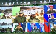 Селекторное совещание под руководством замминистра обороны РФ Тимура Иванова (27.03.2020)