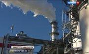 Новый нефтеперерабатывающий комплекс ЛУКойла в Нижегородской области