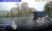 """Подборка ДТП и аварий от канала """"Russian Crash"""" за 10.05.2021 №1896"""