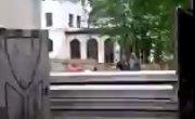 Необычная охранная система в московской даче.