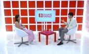 Интервью на 8 канале. Валерий Власов, Екатерина Кетлер