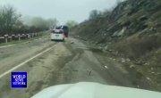 Жуткие кадры снятые в Карабахе (18+)