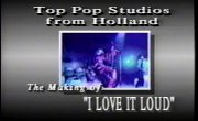kiss top pop studios from holland