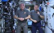 Ракетные войска стратегического назначения поздравили с юбилеем из космоса