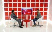 Интервью на 8 канале. Артур Лукава, Роман Крастелев