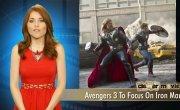 «Мстители – 3»  Железный Человек и второстепенные персонажи