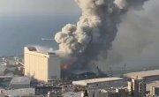 Взрыв в Бейруте. 4.08.2020.