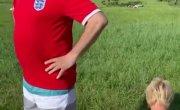 На острове Татышев красноярец убил суслика тапком