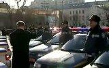 в Киеве посвятили гаишников