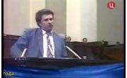 Жириновский 1991 НИКТО не прислушался
