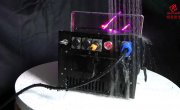 IP65 laser RGB laser with Pangolin FB4 built-in