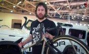 Титановые велосипеды Triton Bikes _ Выставка Велокульт 2021