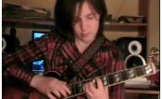 8 finger TAPPING guitar Lena Mashkina Treasure (D. Maloletov) cover