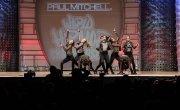 Sorority. Hip Hop Dance Crew. Performance at Worlds 2013
