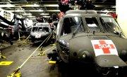 Вертолёты США прибывают в порт Бельгии
